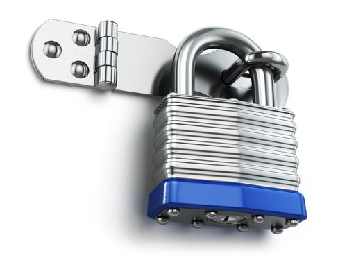 Approved security products
