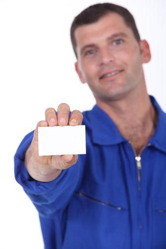 Checking a locksmiths credentials