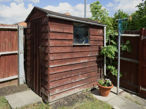 Shed safety and security tips